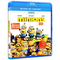 5x 3D Blu-Rays inkl. Versand um nur 38,90 € bei Amazon.it