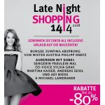 Freeport Fashion Outlet Late Night Shopping am 14. April 2018