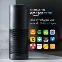 Amazon Echo nun auch für Österreich um 129,99 € statt 179,99 €