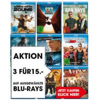 Libro: 3 Blu-Rays um 15 € – bis 28. September 2016