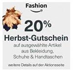 20% Rabatt auf die Herbst/Winter-Kollektion bei Amazon – bis 25.09.