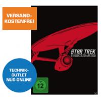Star Trek Box (Filme 1-10) inkl. Versand um 29 € statt 44,37 €