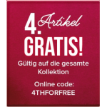 Hunkemöller: 3. Artikel gratis – bis 23.09.2018
