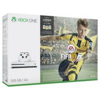 Xbox One S 500GB + FIFA 17 inkl. Versand um ca. 237 € statt 297 €