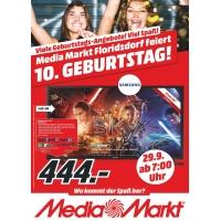 Media Markt Wien Floridsdorf Neueröffnungsangebote bis 01.10.2016
