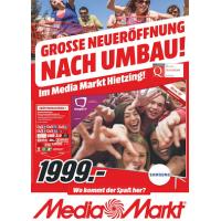 Media Markt Hietzing Neueröffnungsangebote bis 4. Oktober 2016