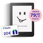 tolino Page 2 eReader + 20 € Thalia Gutschein um 79 € statt 91,95 €