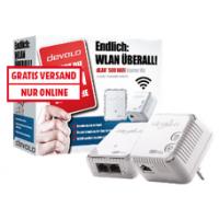 devolo dLAN 500 WiFi Starter Kit um nur 64 € statt  89,75 €