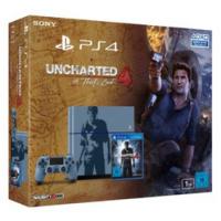 PlayStation 4 – 1TB Uncharted 4 Edition + Spiel um 299 € statt 429 €