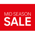 C&A Mid Season SALE mit bis zu 50 % Rabatt