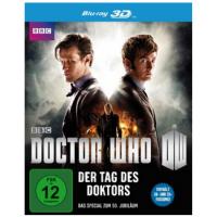 3x 3D Filme z.B. Sin City 2 oder Docter Who um 15 € bei Amazon.de