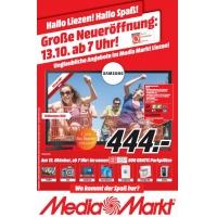 Media Markt Liezen – Eröffnungsangebote ab 13. Oktober 2016