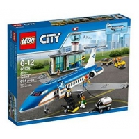 Lego City 60104 – Flughafen Abfertigungshalle inkl. Versand um 60,65 €
