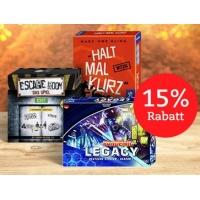 15 % Rabatt auf Spielwaren bei Thalia.at – bis 17. Oktober 2016