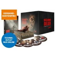 The Walking Dead – Die komplette fünfte Staffel (Blu-Ray) in der Steelbook Edition inkl. Figur um 45 € – versandkostenfrei