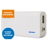 CMX Mobiles Ladegerät EBP 44 (4.400 mAh) inkl. Versand um nur 7 €