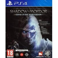 Mittelerde: Mordors Schatten GOTY für PS4 inkl. Versand um 26,90 €