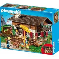Playmobil Almhütte 5422 zum Bestpreis von 25,20 € statt 59,99 €