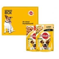Pedigree Genussbox für den Hund kostenlos bestellen