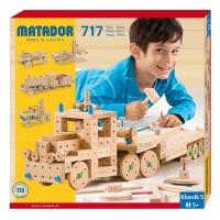 Matador Holzbaukasten Klassik 5 mit 717 Teilen um 111,03€ statt 199,99€