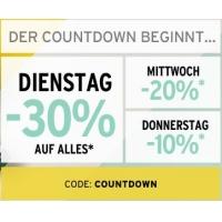 The Body Shop: 30 % Rabatt auf ALLES (inkl. Sale) – nur heute