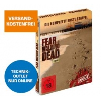 Fear the Walking Dead – 1. Staffel Steelbook Edition um 14 € statt 22,75 €
