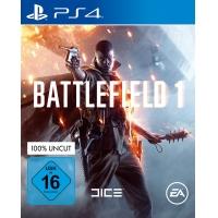 Battlefield 1 für Playstation 4 um 49,99 € bei Amazon (für Prime-Kunden)