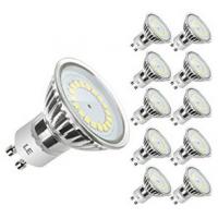 10x GU10 LED-Lampen inkl. Versand um 24,99 € statt 33,99 €