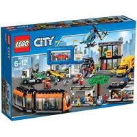 Lego City 60097 – Stadtzentrum inkl. Versand um 101,38 € statt 135,98 €