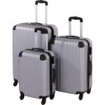 3-teiliges Reisekofferset (ABS Hartschale) inkl. Versand um 57 €