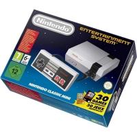 Nintendo Classic Mini NES inkl. Controller & 30 Games ab 49,99 €