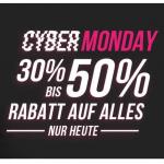 Hunkemöller Cyber Monday Angebot – 30% Rabatt auf ALLES (nur online)