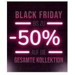 Hunkemöller Black Friday – bis zu 50% Rabatt auf Alles & gratis Versand