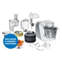 Küchenmaschinen Aktion im Saturn Onlineshop – versandkostenfrei