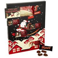 Top! Mars Adventkalender – 11 Stück (= 1,2kg!) um nur 16,46 €