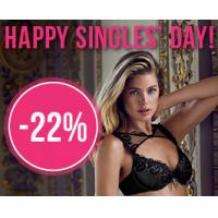 Hunkemöller – 22% Rabatt auf das gesamte Sortiment – nur heute!