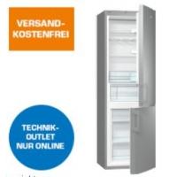 Gorenje RK6191EX Kühl-Gefrier-Kombination inkl. Versand um 299 €