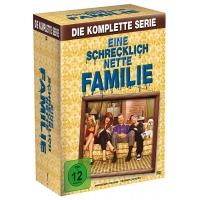 Eine schrecklich nette Familie (DVD Box) inkl. Versand um 29 €