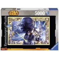 5000-teiliges Ravensburger Puzzle Star Wars Saga XXL um 25€ statt 53€