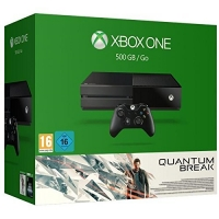 Xbox One 500GB Konsole inkl. Quantum Break und Alan Wake um 179 €
