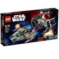 Lego 75150 Vaders TIE Advanced vs. A-Wing Starfighter um 60,48 €