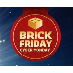 LEGO Brick Friday / Cyber Monday – 5 Tage tolle Aktionen (23. – 27.11.)