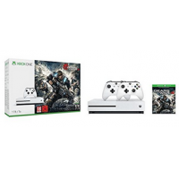 Xbox One S 1TB + 2 Controller + Gears of War 4 um 289 € statt 367 €