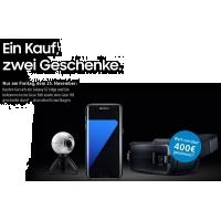 HAMSTERGEIL! Samsung Galaxy S7 edge kaufen – Samsung Gear 360 & Samsung Gear VR im Wert von 400 € geschenkt – nur am Black Friday