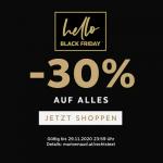 Marionnaud Black Friday Aktion – 30 % Rabatt auf fast ALLES + GRATIS Geschenksverpackung + GRATIS Produktproben