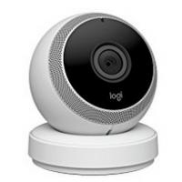 Logitech Circle tragbare Überwachungskamera um 85 € statt 185 €