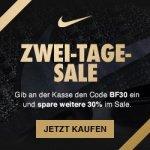 Nike Black Friday Angebot – 30% Extra-Rabatt auf den Sale (bis 24.11.)