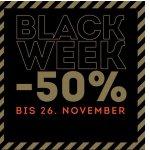 SportScheck Black Week Angebot – bis zu 50 % Rabatt (bis 26.11.)