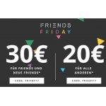 Esprit Black Friday Angebot – 20% Rabatt auf fast ALLES (für Friends)