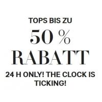 H&M Black Friday Countdown – bis zu 50 % Rabatt auf Tops